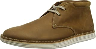 Clarks Forge Stride, Basket Homme