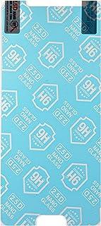 شاشة حماية نانو زجاجية 2.5 دي لسامسونج جالاكسي جيه7 برو - شفاف