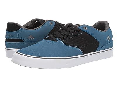 Emerica Low Vulc (Blue/Black/White) Men