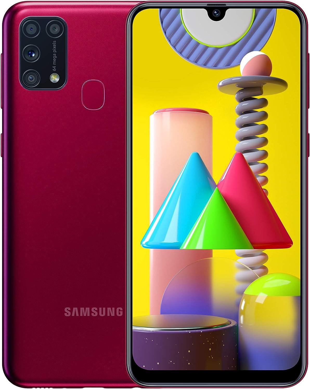 Samsung Galaxy M31 en promotion