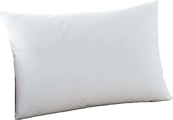 MoonRest 13 X 21 New Pillow Insert Form Hypo Allergenic Made In USA