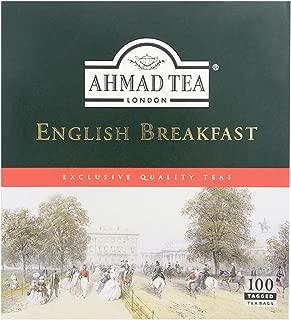 Ahmad Tea English Breakfast, 100 Tea Bags