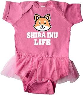 Shiba Inu Life Infant Tutu Bodysuit