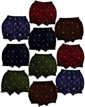 HAP Girls and Boys Cotton Printed Bloomer Drawer Mix Pack (Pack of 10)