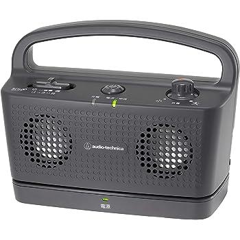 audio-technica SOUND ASSIST お手元テレビスピーカー ワイヤレス ブラック AT-SP767XTV BK