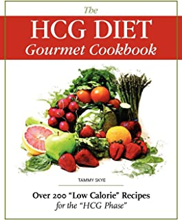 The HCG Diet Gourmet Cookbook: Over 200