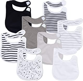 Ultimate Baby Flexy 8 Pack Bibs