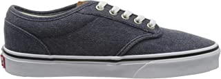 VANS MN ATWOOD, Men's Shoes, ENZYME WASH/Blue/White