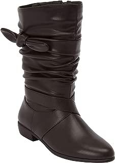 Women's Wide Width The Heather Wide Calf Boot
