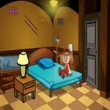 Dark Wooden House Escape