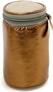 FYDELITY Koolzie Beer Can Cooler Sleeves Cover Insulated Beverage Holder BRONZE