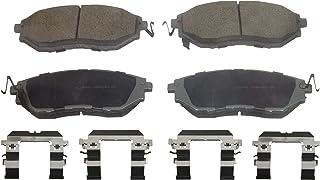Wagner ThermoQuiet QC1078 Ceramic Disc Brake Pad Set