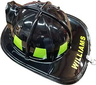 personalized fire helmets