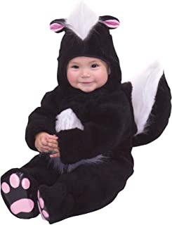 Infant or Toddler Cute Little Stinker Skunk Costume