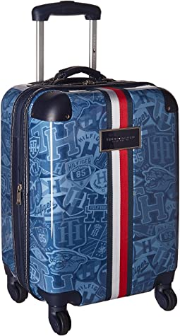 "TH-658 Varsity 21"" Upright Suitcase"