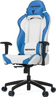 VERTAGEAR S-Line SL2000 Gaming Chair White/Blue Edition