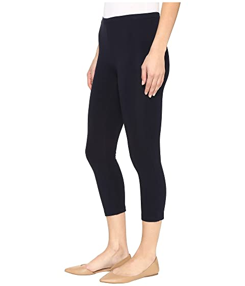 HUE Legging HUE Cotton Navy Capri HUE Capri Legging Navy Cotton Capri Cotton Legging BPY00
