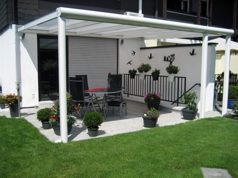 AluMaRo Edition - Cubierta de aluminio para terraza (multi UV 3/16 ...
