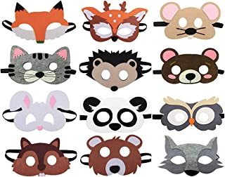 Paw Patrol Toys Puppy Party Masks Birthday - Paw Patrol Party Supplies for Kids (Set of 10)