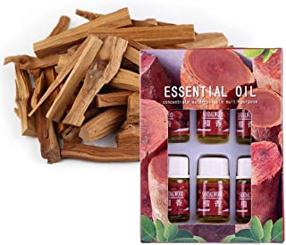 6Pcs Essential Oils for Teen Girls Women, Clearance Sale! Iuhan 6Flavor 3ML/Box Pure Aromatherapy Essential Oil Skin Care Bath Massage Beauty (D)