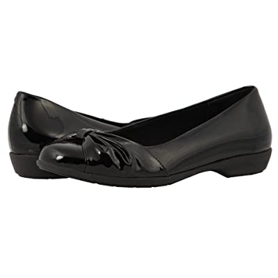 Walking Cradles Fall (Black Patent Leather) Women