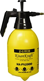 KisanKraft KK-PS2000 Manual Sprayer (2 Litre) (Color May Vary)