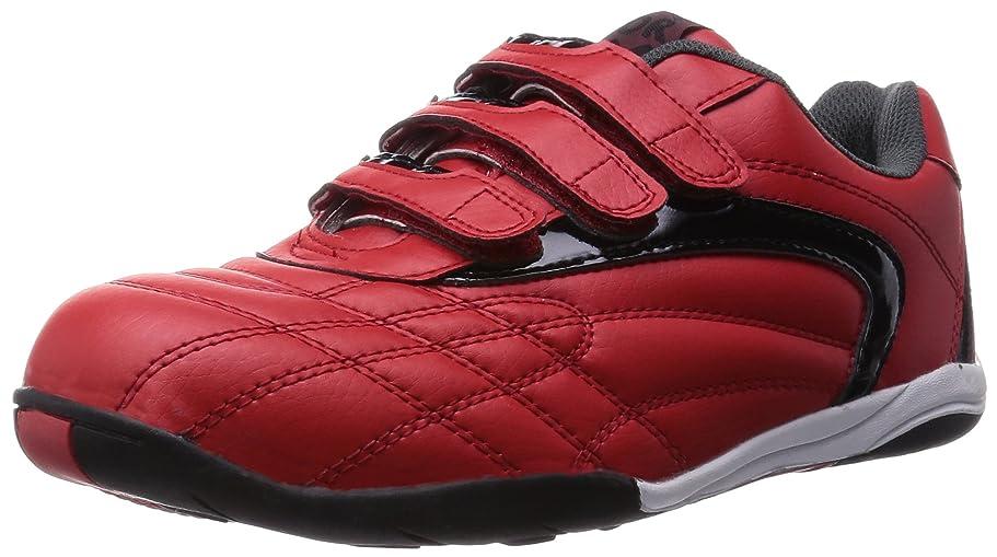 郡気難しい国際[キタ] 安全靴 作業靴 メガセーフティ 3本マジック ローカットタイプ MK-5020