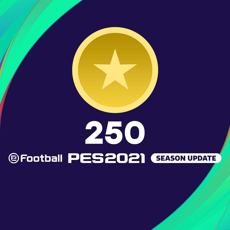 eFootball PES 2021 myClub coin 250 - PS4 [Digital Code]