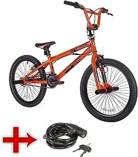 orange thruster bike