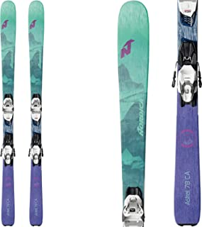 Nordica Astral 78 CA Skis w/ TP2 Compact 10 Bindings Womens