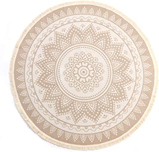 Best circle rugs for living room Reviews