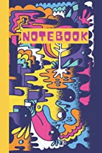 Purple Notebook: Funny And Cute