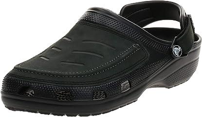 Crocs Men's Yukon Vista Clog | Slip On Shoes for Men with Adjustable Fit