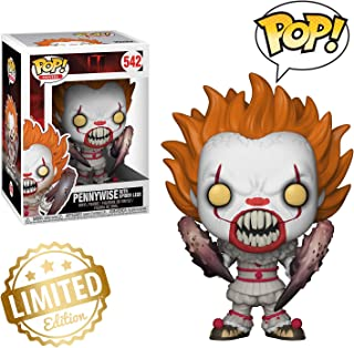Funko Pop Movies: IT-Pennywise (Spider Legs) Collectible Figure, Multicolor
