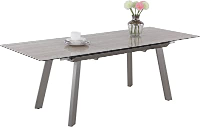 Amazon Com Zinus Jen Mid Century Modern Wood Dining