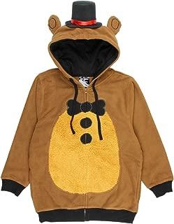 Five Nights at Freddy's Big Boys Freddy Fazbear Costume Hoodie