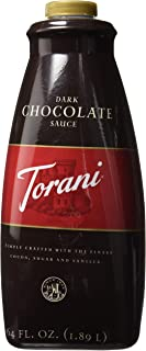 Torani Chocolate Sauce, 64-Ounce