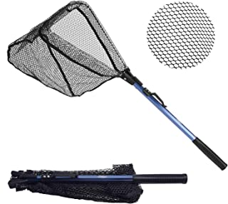 SF Foldable Fishing Landing Net with Collapsible...