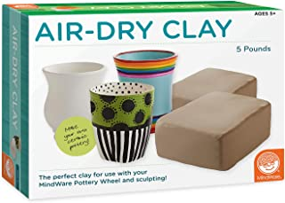 MindWare Pottery Wheel's Air-Dry Clay Refill