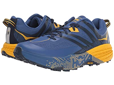 Hoka One One Speedgoat 3 (Galaxy Blue/Old Gold) Men