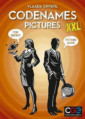 gran descuento Codenames Pictures Pictures Pictures XXL Party Game  artículos novedosos