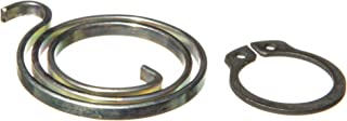 Door Handle Spring Repair Kit (six 2.5-turn, 2.5mm thick coils plus six circlips) by Northern DIY