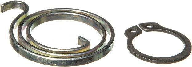 6 x 2.25 Turns plus 6 Circlips Door Handle Springs Repair Kit with Circlip