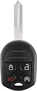PERSUPER Car Key Fob Fit for Ford 2011-2016 F150 / F250 / F350 Trunk, 2006-2015 Explorer Push to Start Ignition Key Smart ... photo