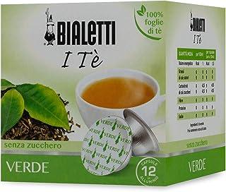Bialetti Box 12 capsule Te Verde