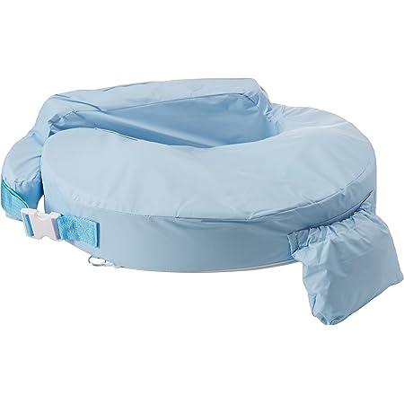 None My Brest Friend Professional Nursing Pillow - Vinyl,Blue,Adjustable