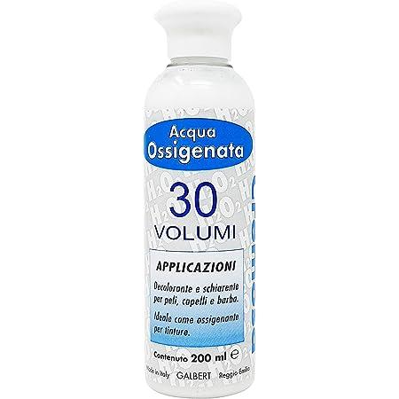 Agua Oxigenada Cremosa 40 Volúmenes para Tintes Made In Italy ...