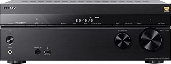 Sony STRDN860 7.2 Channel Hi-Res WiFi Network AV Receiver (Black)