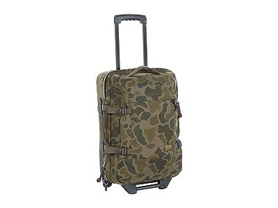 Filson Dryden 2-Wheel Carry-On Bag (Dark Shrub Camo) Bags