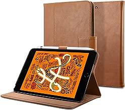 Spigen Apple iPad Mini 5 (2019) 7.9 inch/iPad Mini 4 Stand Folio Leather cover/case with Auto Sleep/Wake - Brown